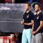 "Two cousins from Maine compete on ABC's ""The Shark Tank"" October 2012"