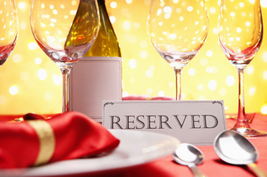 Restaurants For New Years Eve