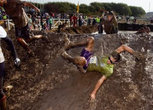 Dirty Dash Mud Run